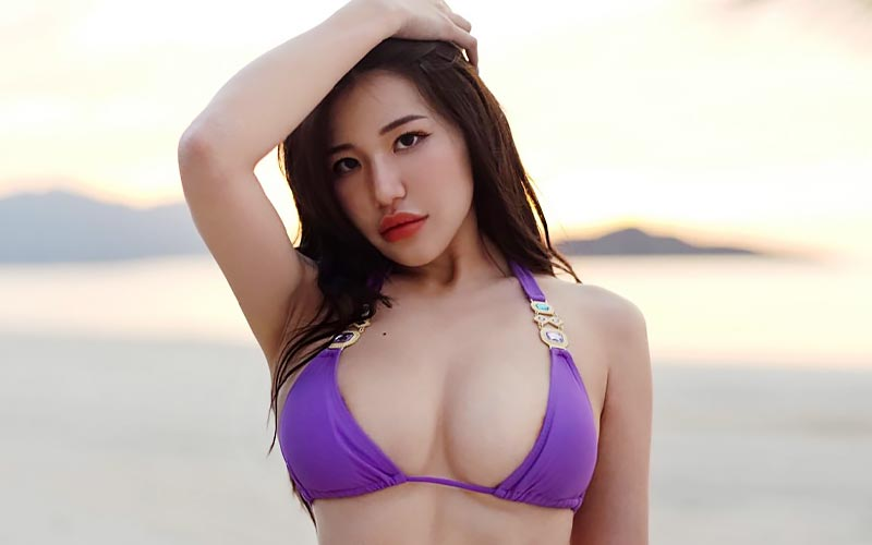 chinese woman for marriage near ocean